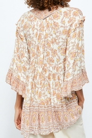 Free People Moonlight-Dance Printed Tunic - Front full body