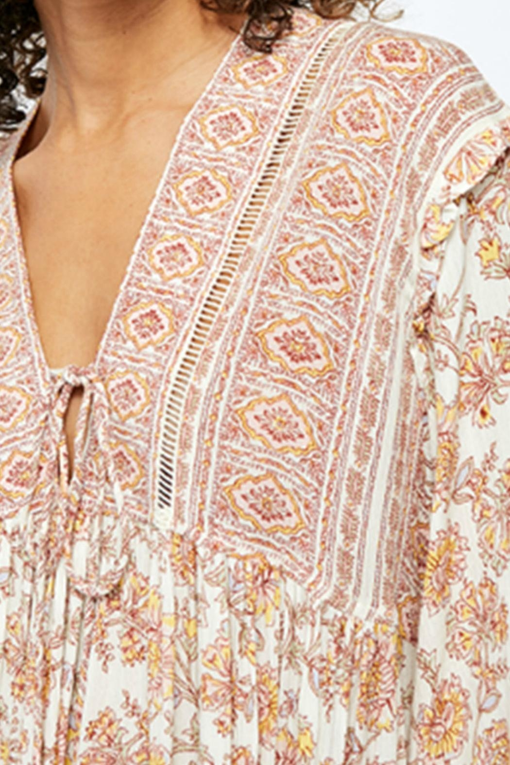 Free People Moonlight-Dance Printed Tunic - Side Cropped Image