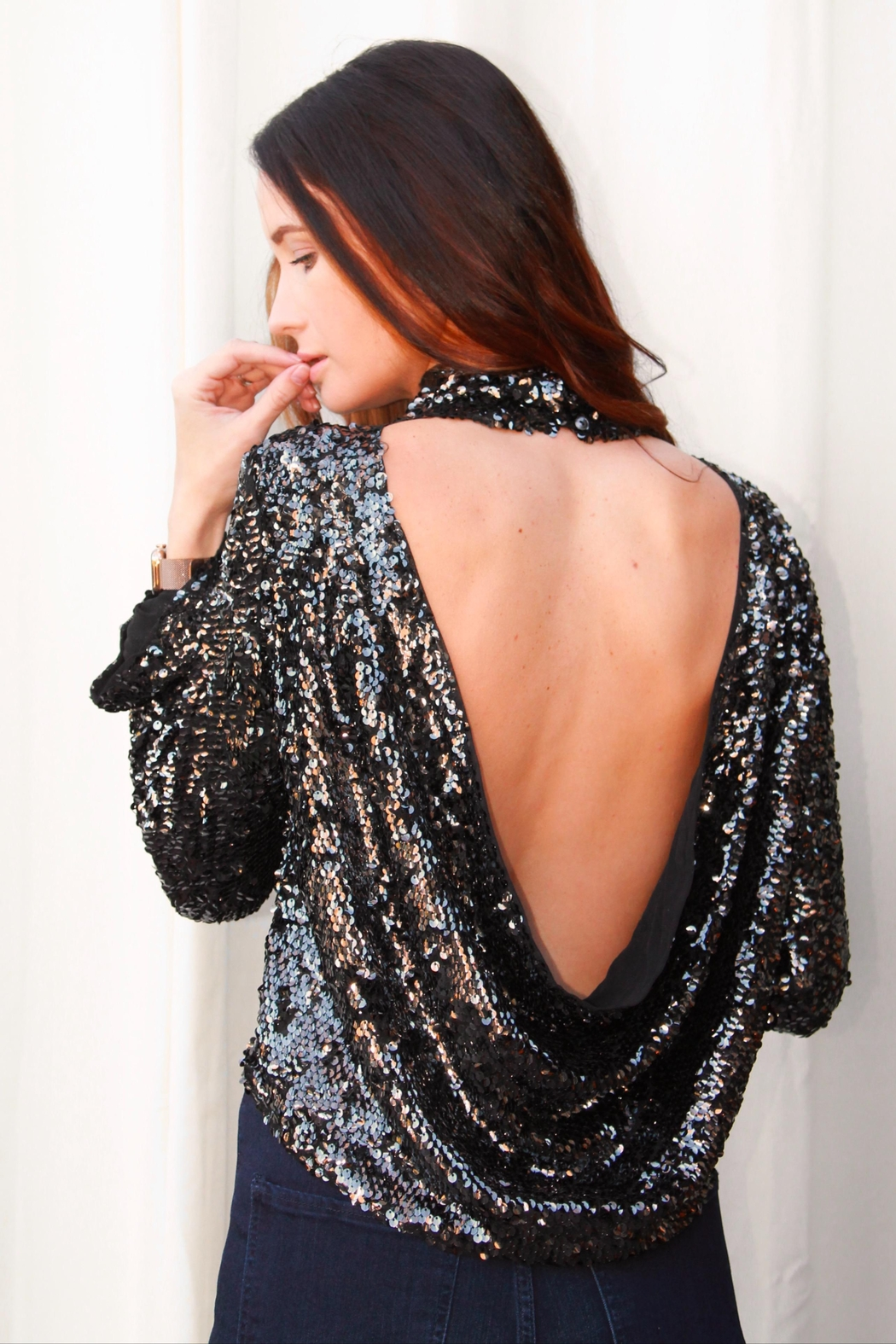 Free People Moonstruck Top - Back Cropped Image