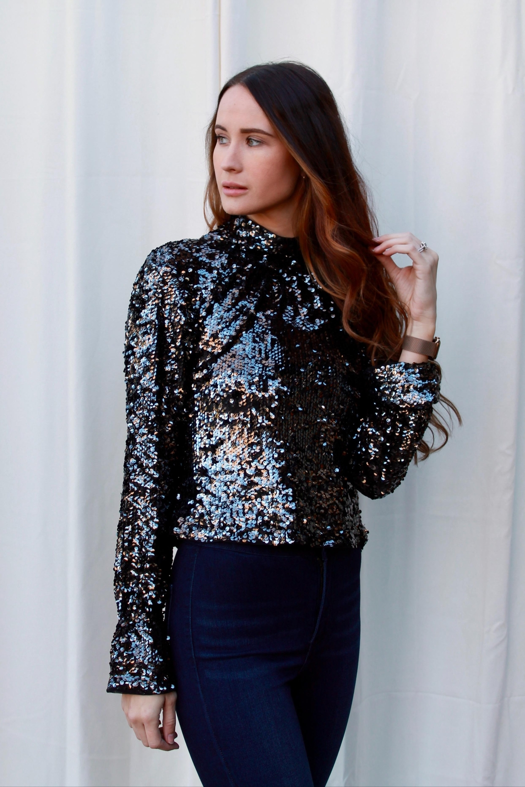Free People Moonstruck Top - Side Cropped Image