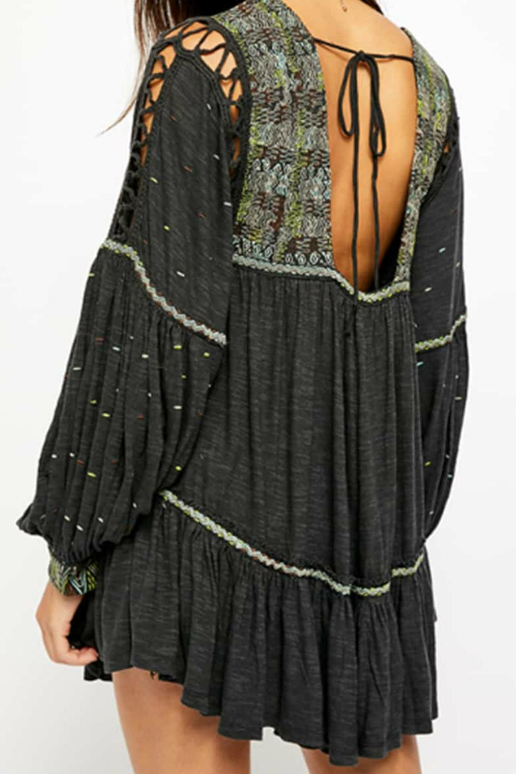 Free People Much Love Tunic - Front Full Image