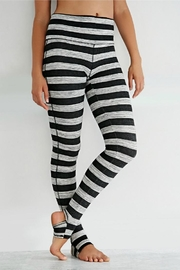 Free People Namaste Striped Legging - Product Mini Image