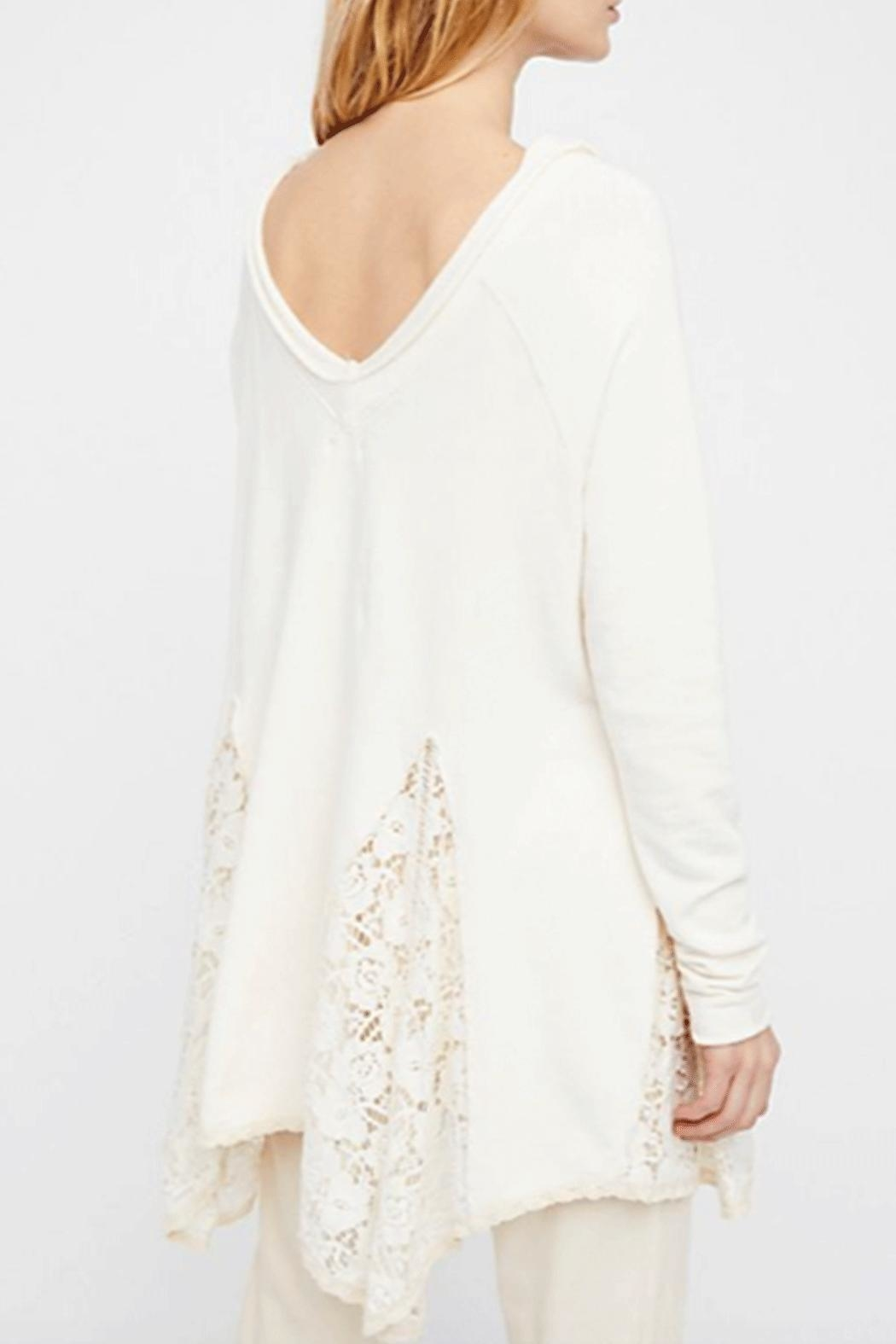 Free People No Frills Pullover - Front Full Image