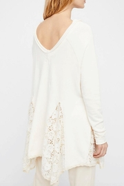 Free People No Frills Pullover - Front full body
