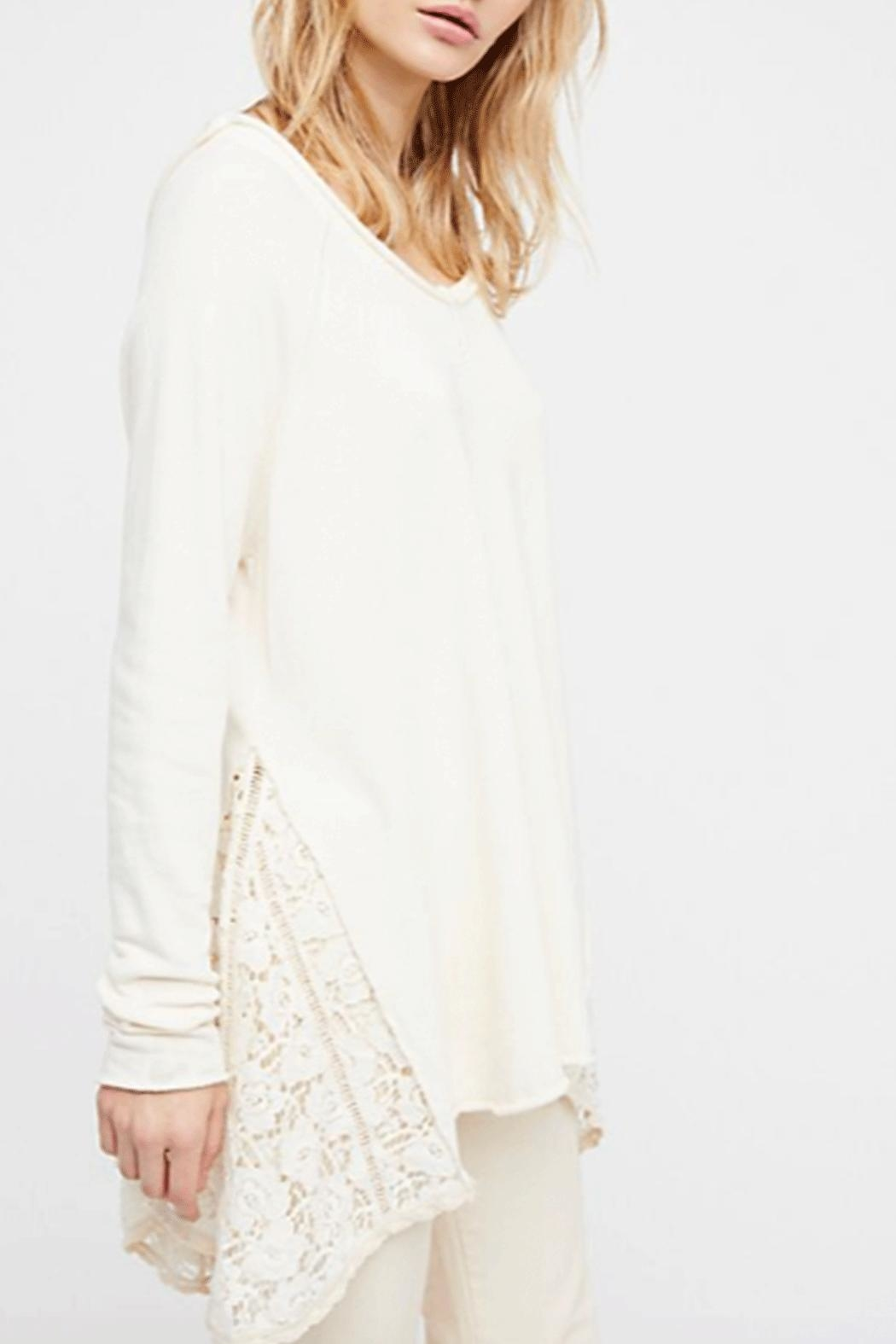Free People No Frills Pullover - Main Image