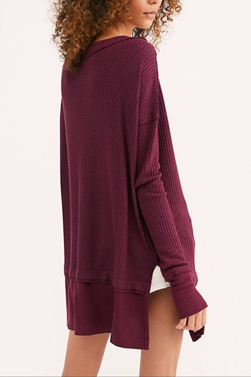 Free People North Shore Thermal - Front Full Image