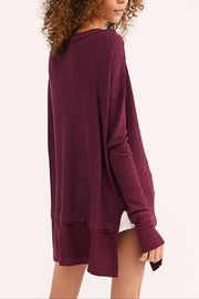 Free People North Shore Thermal - Front full body