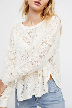 Free People Not Cold Top - Product List Image