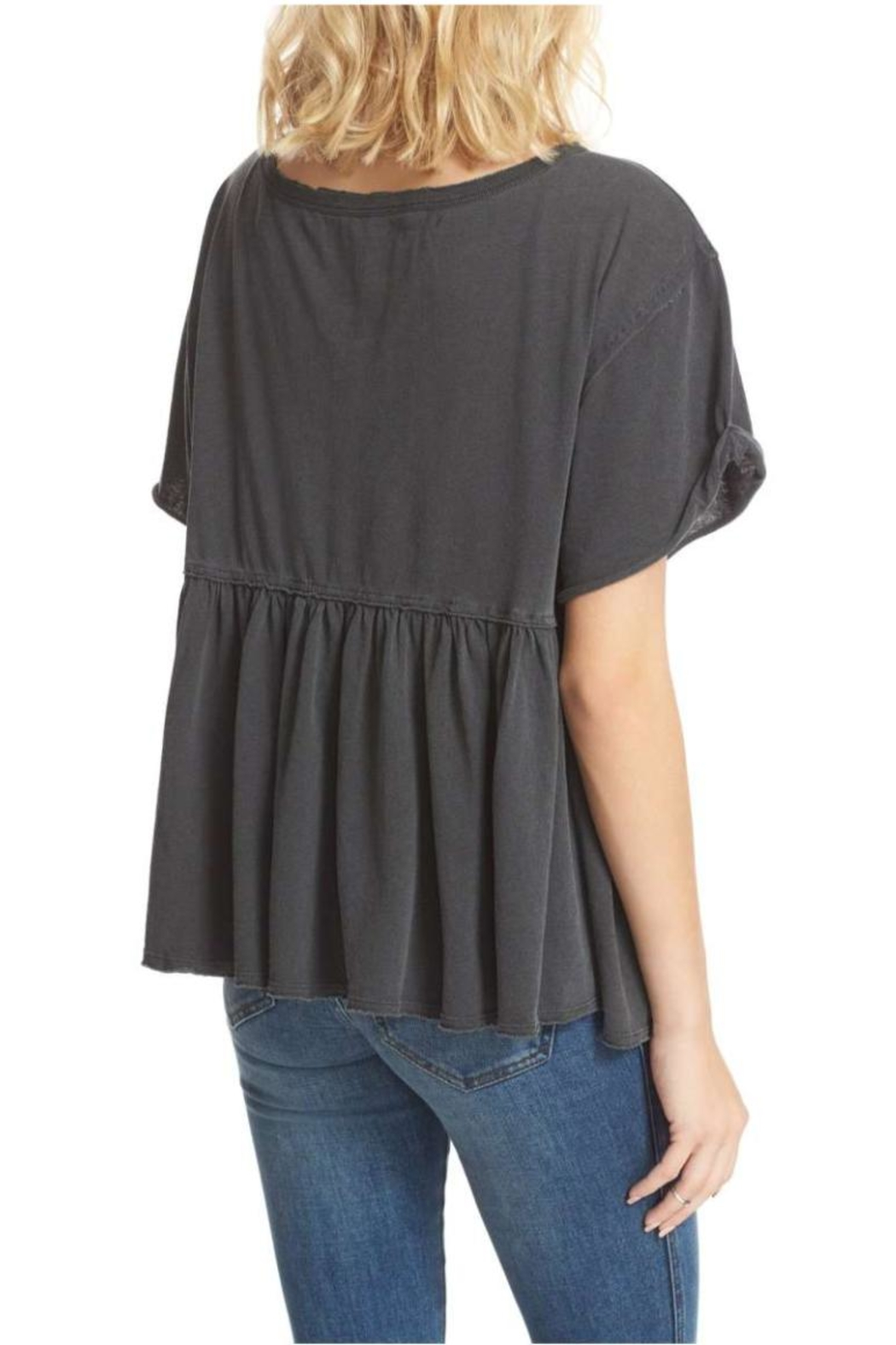 Free People Odyssey Tee - Front Full Image