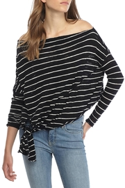 Free People Off Shoulder Sweater - Product Mini Image