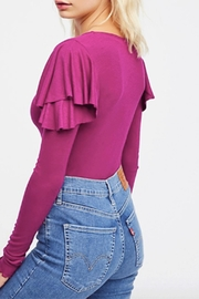 Free People On-Rewind Layering Top - Side cropped