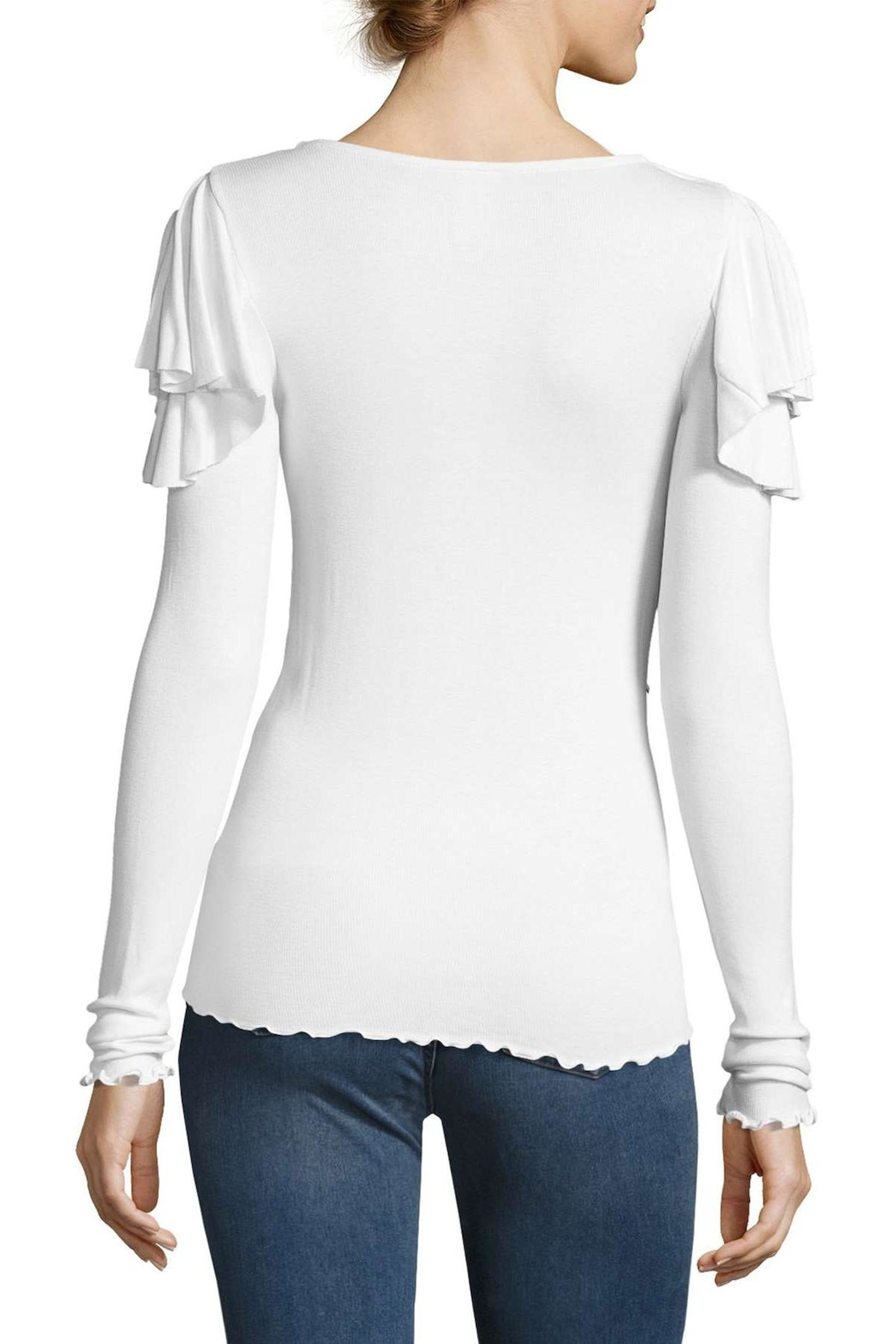 Free People On Rewind Top - Front Full Image