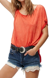 Free People One Shoulder Tee - Product Mini Image