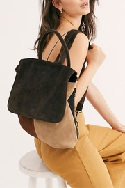 Free People Paris Convertible Backpack - Front cropped
