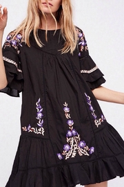 Free People Pavlo Embroidered Dress - Product Mini Image