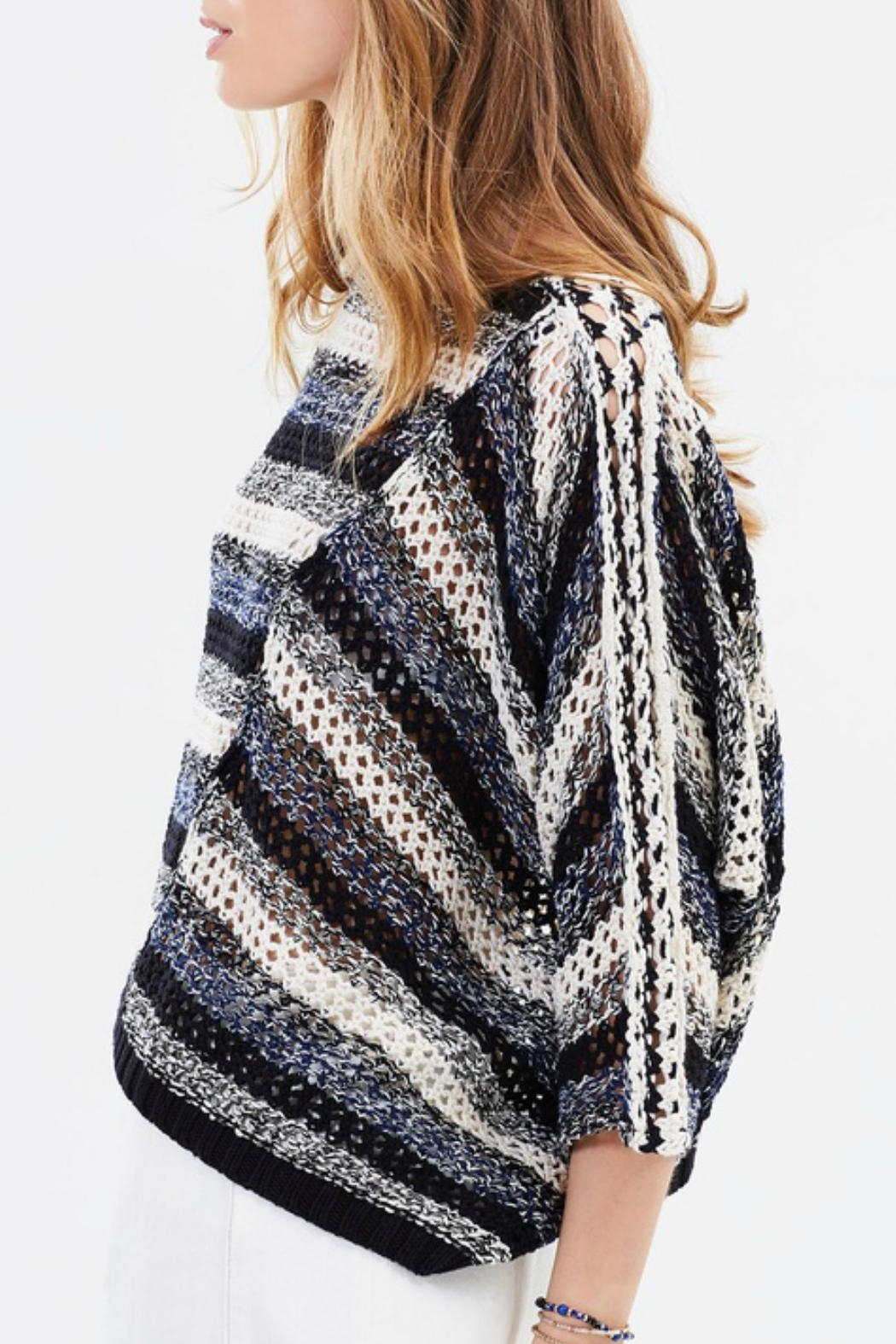 Free People Pearl Searching Sweater - Side Cropped Image