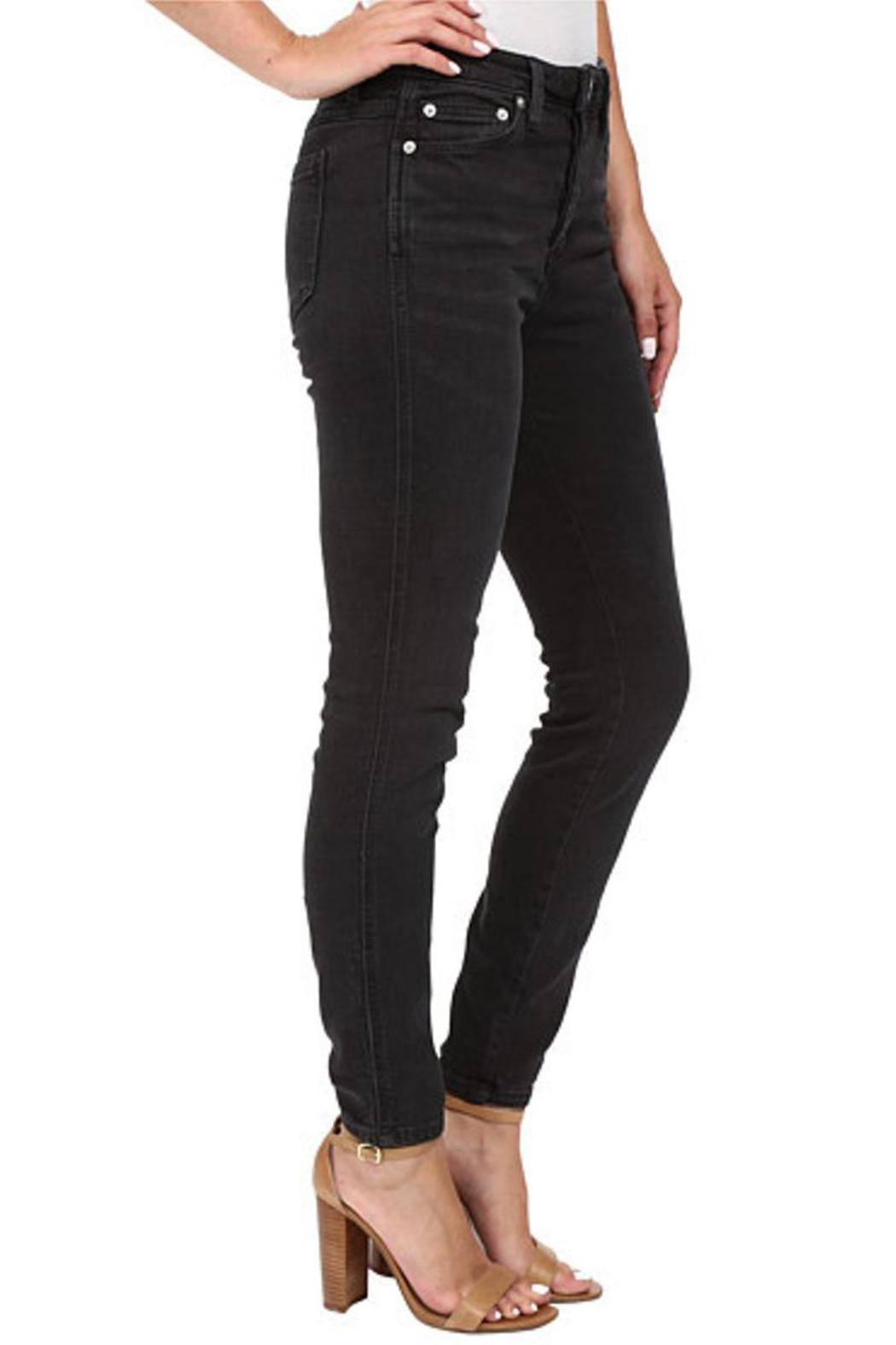 Free People Peyton High Rise Jeans - Front Full Image