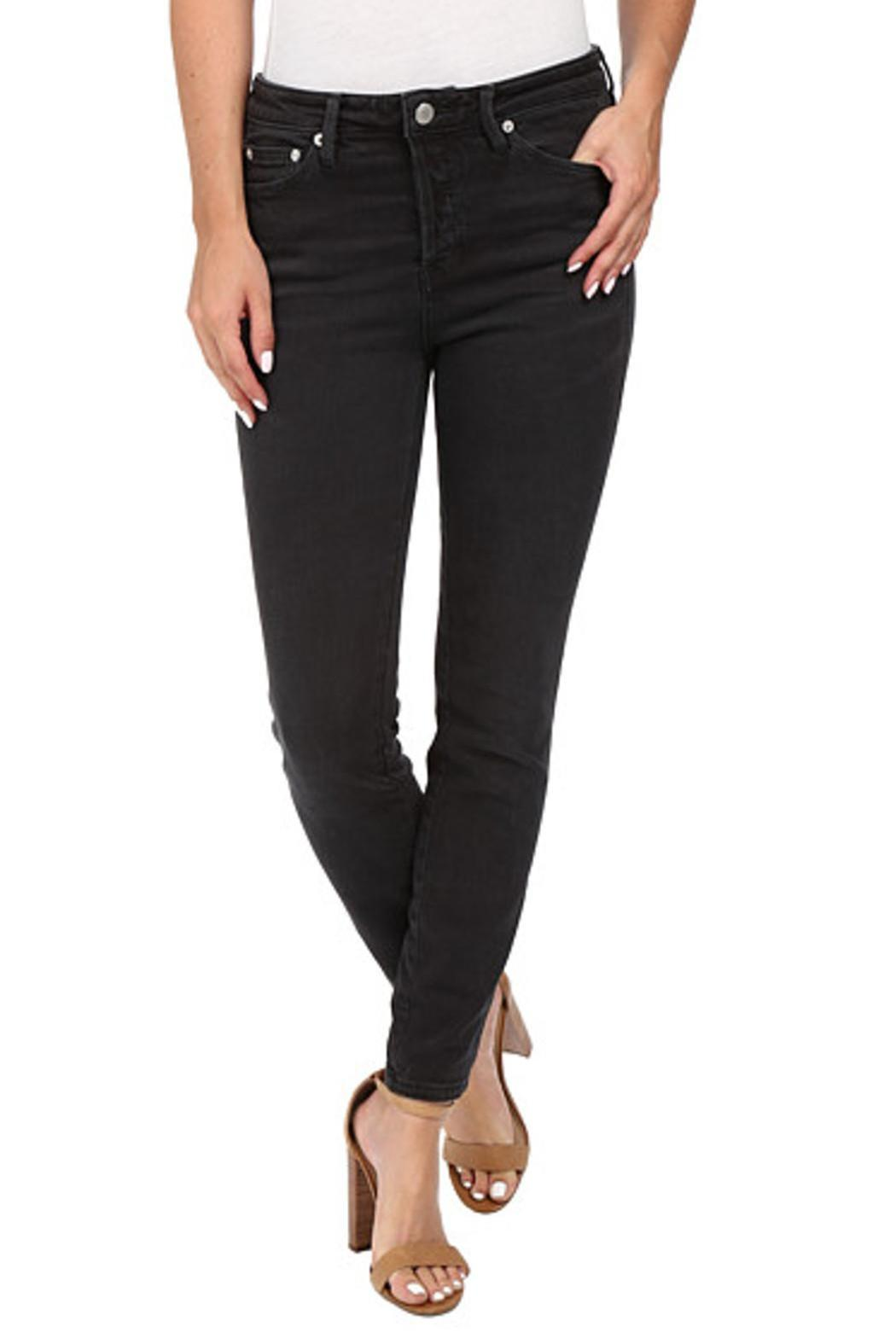 Free People Peyton High Rise Jeans - Front Cropped Image