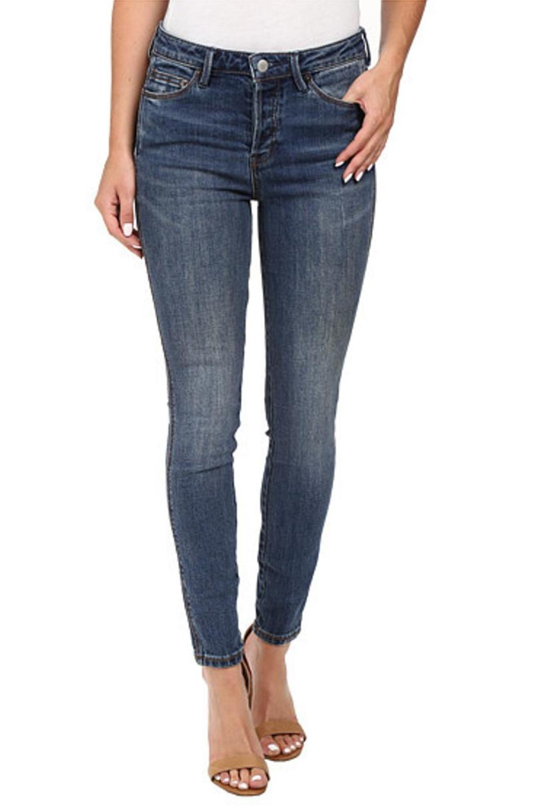 Free People Peyton High Rise Jeans - Main Image