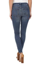 Free People Peyton High Rise Jeans - Front full body