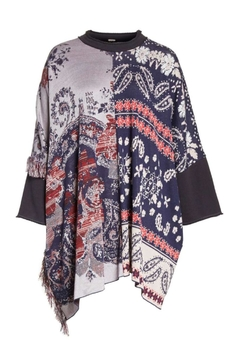 Free People Pieced With Paisley - Alternate List Image
