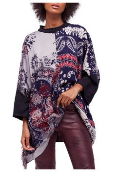 Free People Pieced With Paisley - Product List Image