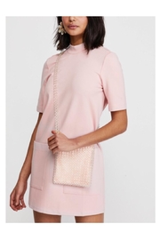 Free People Pink Comfy Dress - Front cropped