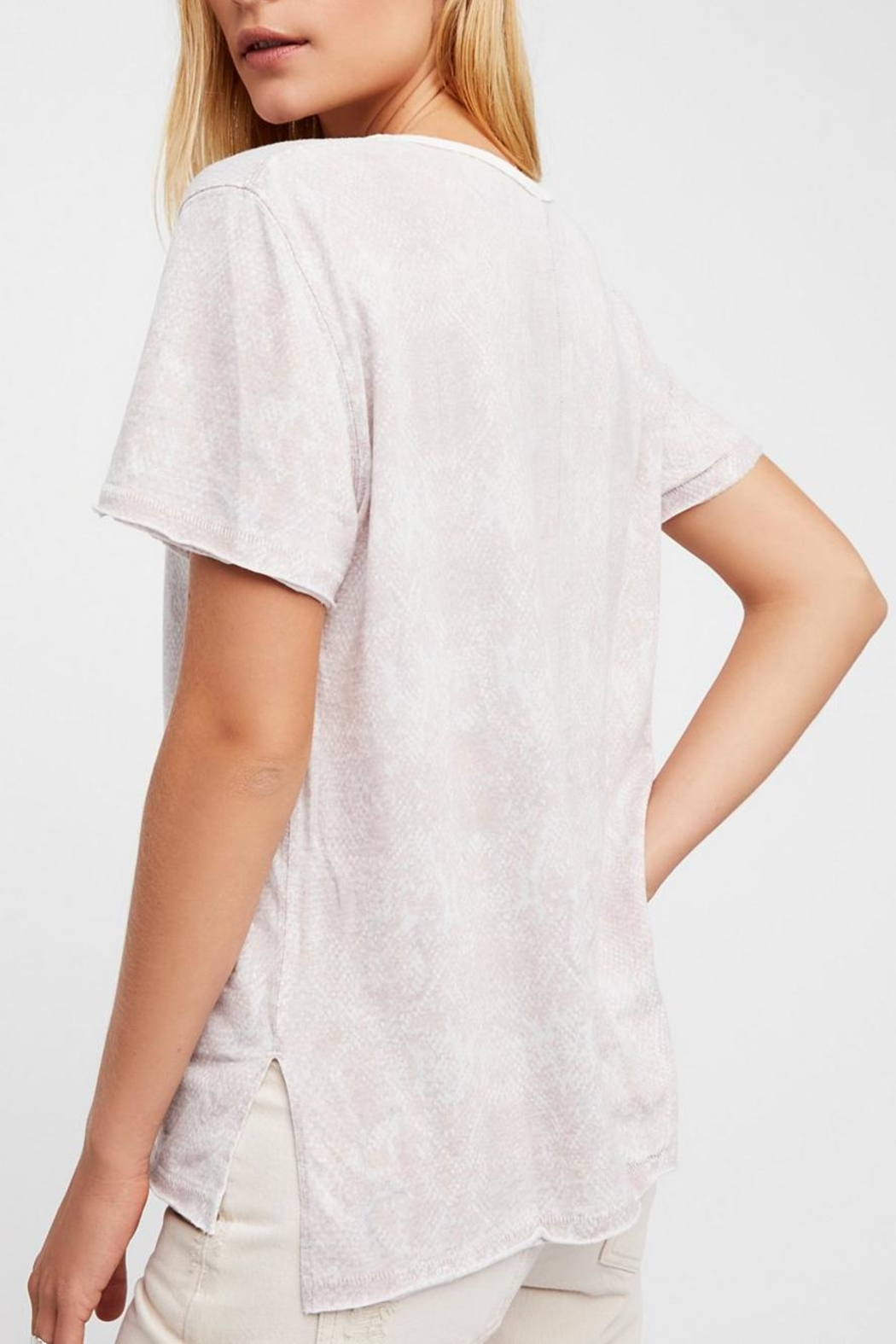 Free People Print Me Top - Front Full Image