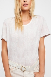 Free People Print Me Top - Front cropped
