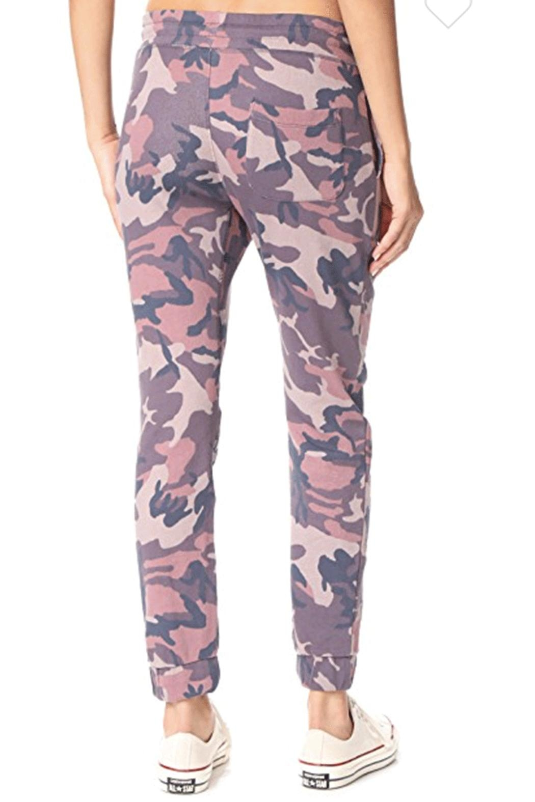 Free People Printed Camo-Scout Jogger - Back Cropped Image