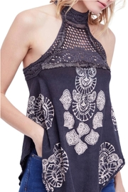 Free People Printed Mandolin Tank - Product Mini Image