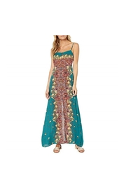 Free People Printed Maxi Slip - Product Mini Image