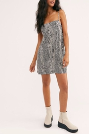 Free People Printed Slip Dress - Product Mini Image