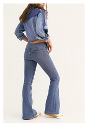 Free People Pull On Flairs - Front full body