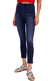 Free People Pull-On Skinny Jean - Front cropped