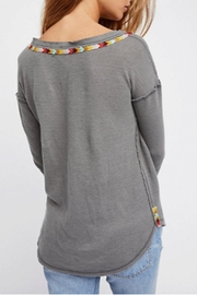 Free People Rainbow Thermal - Front full body