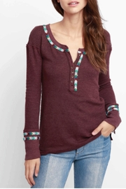 Free People Rainbow Thermal - Product Mini Image
