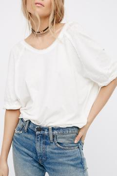 Shoptiques Product: Relaxed Oversized Tee