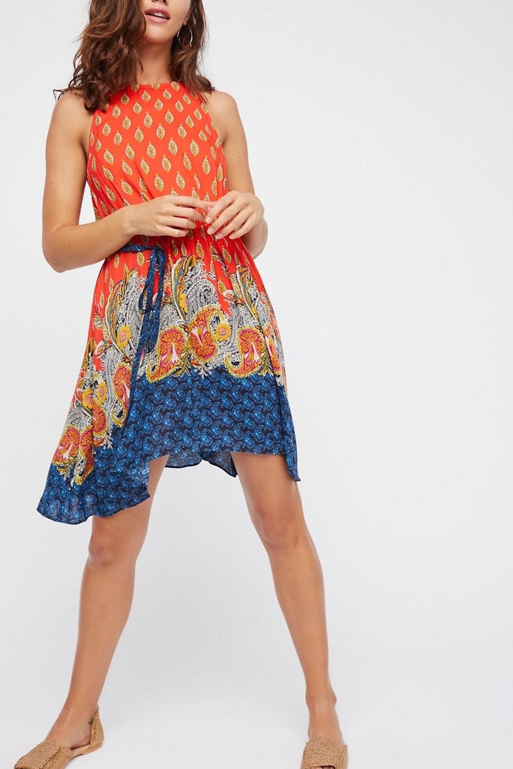 Free People Rendezvous Girl Dress - Main Image