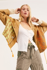 Free People Reno Knit Jacket - Product Mini Image