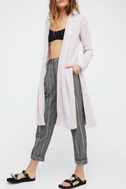 Free People Ribby Rib Cardigan - Product Mini Image