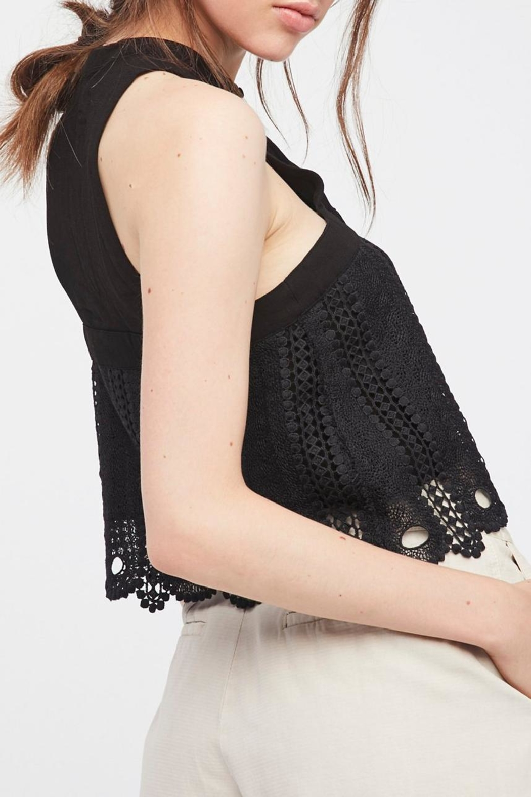 Free People Rory Tank - Back Cropped Image
