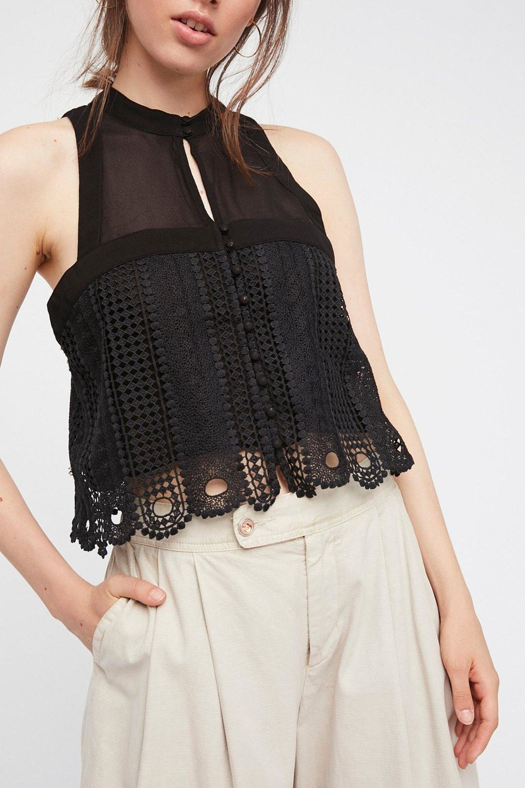 Free People Rory Tank - Front Full Image