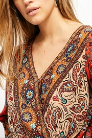 Free People Rosalie Wrap Top - Other