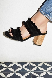Free People Rosie Ruffle Heel - Front cropped