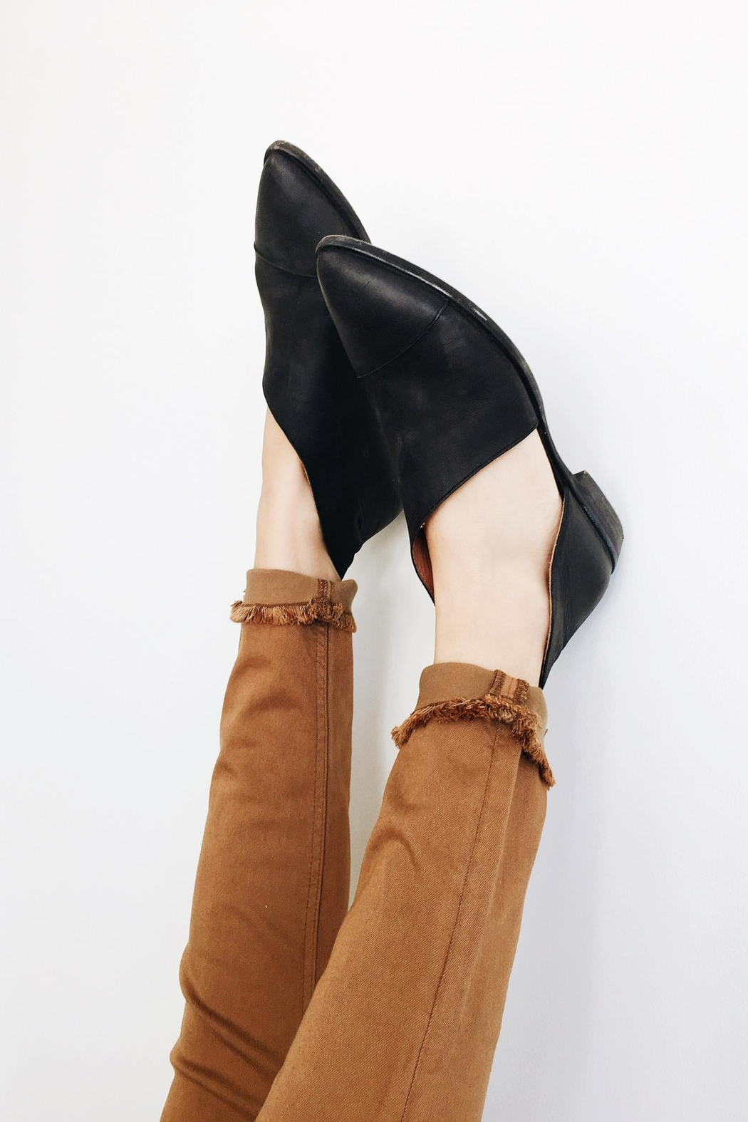 Free People Royale Flat Shoes From Michigan By Adorn Shoptiques Flatshoes Front Cropped Image