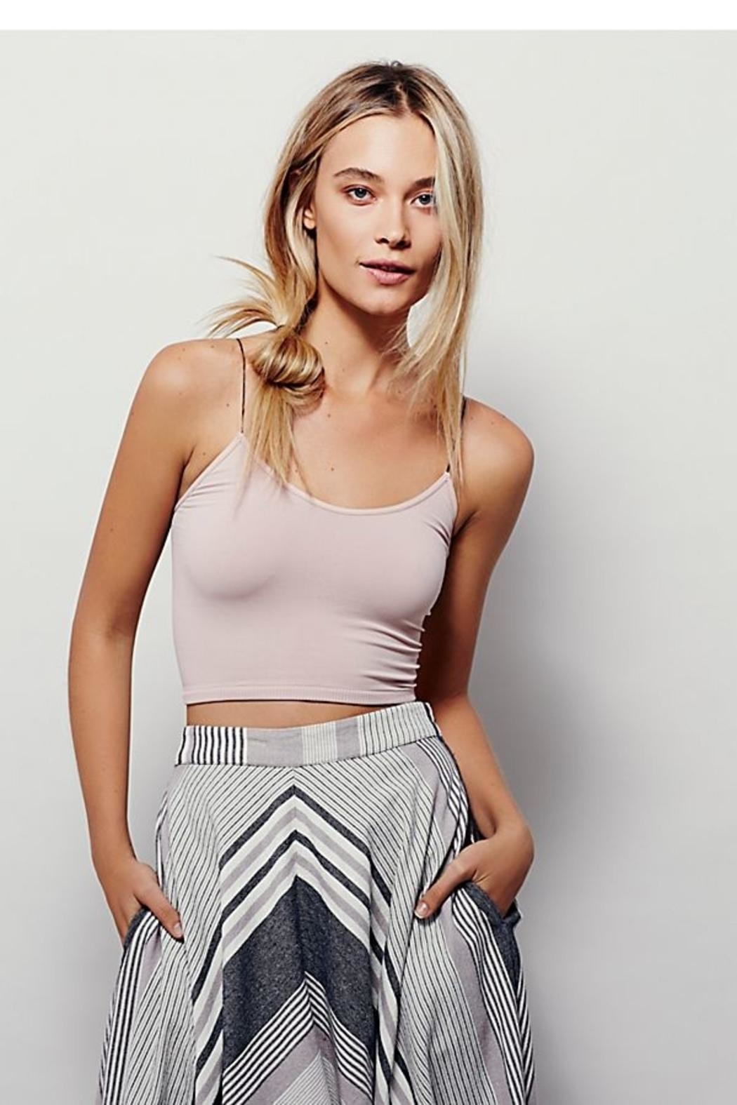 Free People Seamless Brami - Front Cropped Image