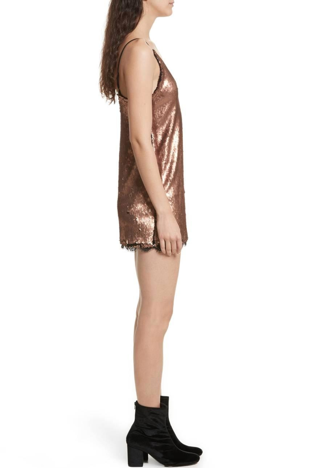 Free People Seeing Double Sequin - Front Full Image