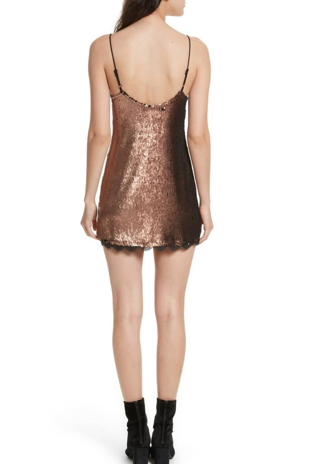 Free People Seeing Double Sequin - Side Cropped Image