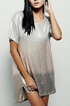 Shoptiques Product: Sequin Shift Dress